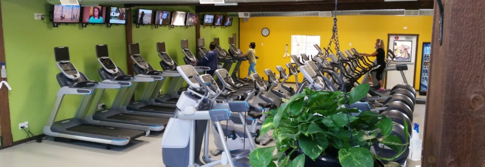 Western Idaho's Clean, Convenient, Affordable Fitness Centers!