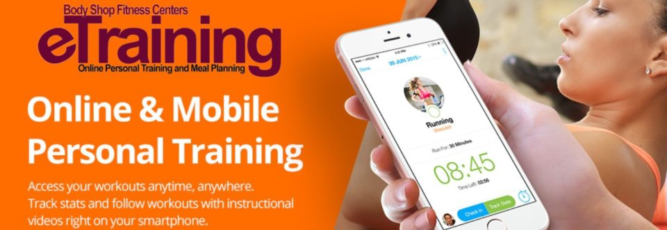 Online Training & Meal Planning